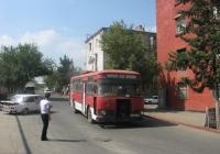 ЛиАЗ-677М на маршруті 2. Азербайджан, Гянджа