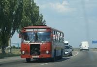ЛиАЗ-677М №АН 3091 ВВ. Донецька область, траса Донецьк - Слов'янськ