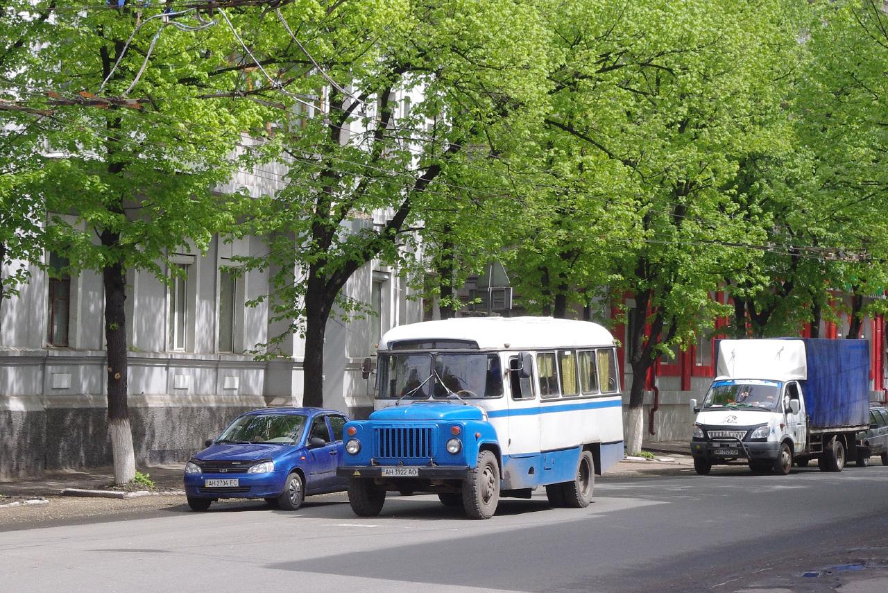 КаВЗ-685 №АН 3922 АО. Артемівськ