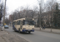 ЛАЗ-42021 №ВВ 4929 АН, маршрут Попасна - Артемівськ. Артемівськ