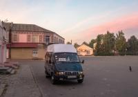 ГАЗ-3221 №ВА 6564 АХ, маршрут №2. Кіровоградська область, Гайворон, привокзальна площа