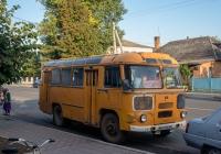 ПАЗ-672М №ВА 1755 АР, маршрут Гайворон - Могильне. Кіровоградська область, Гайворон