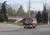 ПАЗ-3205 №АН 6203 ВН, маршрут №16. Донецька область, Горлівка
