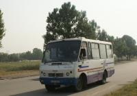 ДАЗ-3220 №215-40 АА. Дніпропетровськ, Донецьке шосе