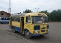 ПАЗ-672М №008-41 ІВ, маршрут Коломия - Буркут. Івано-Франківська область, Коломия