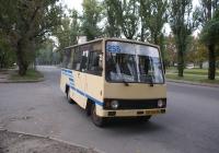TAM-80A60 №АЕ1600АА, маршрут №255. Дніпропетровська область, Кривий Ріг, вул. Коротченка