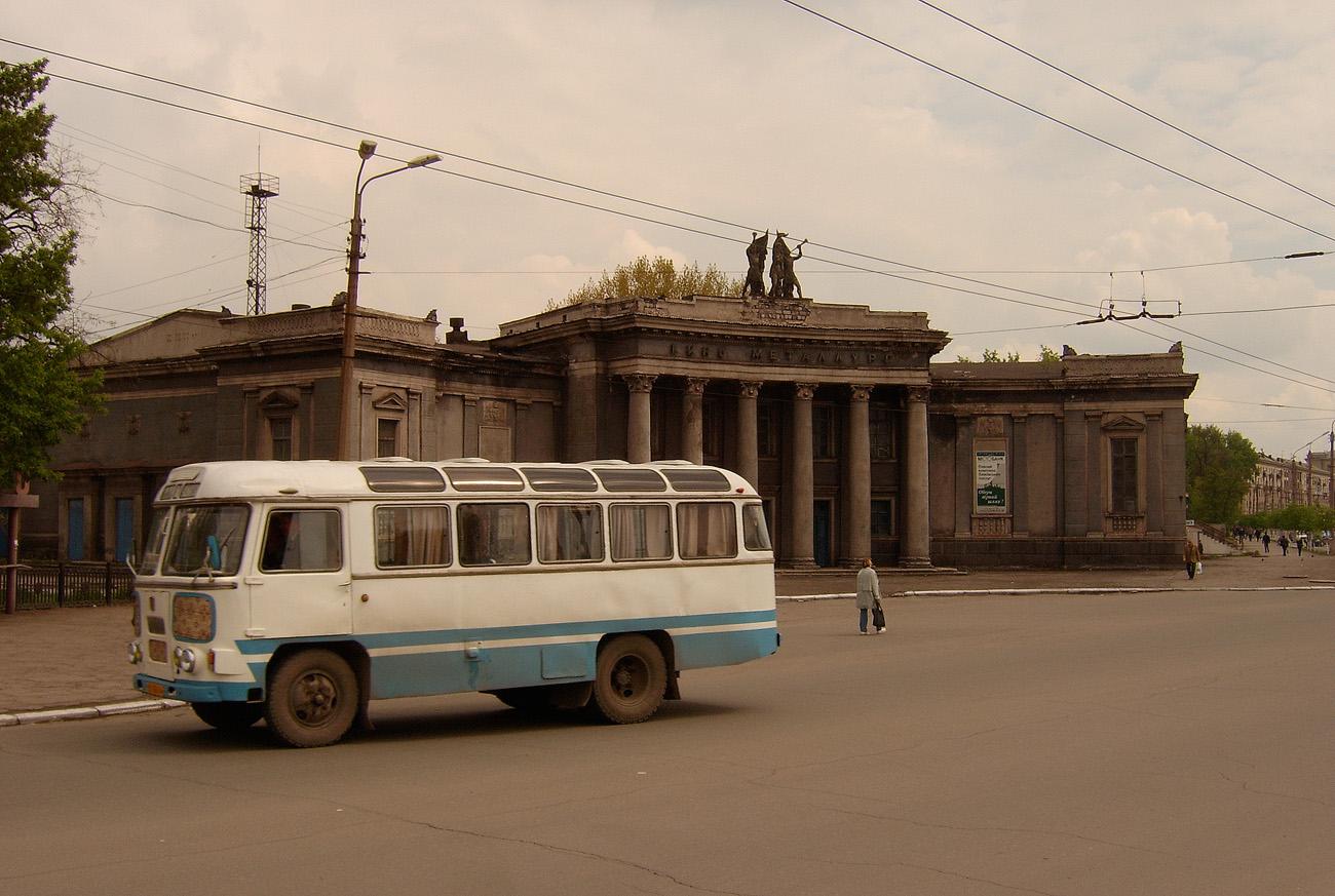 ПАЗ-672М. Луганська область, Алчевськ