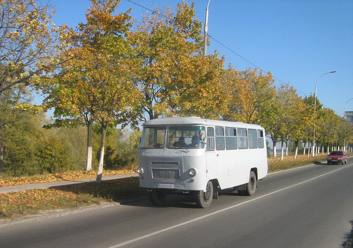 Кубань-Г1А1 №9408 КХМ. Київська область, Вишгород