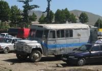 Автобус на шасі ГАЗ-51 №FAG-811. Грузія, Шида-Картлі, Горі