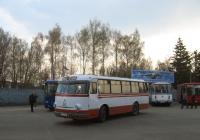 ЛАЗ-695М №8757 КХУ. Київська область, Гостомель