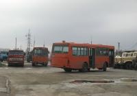 ЛАЗ-42021 №114-26 ЕВ. Донецька область, Зугрес, АТП Зуївської ТЕС