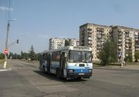 ЛАЗ-52523 №077-21 СН. Полтавська область, Комсомольськ