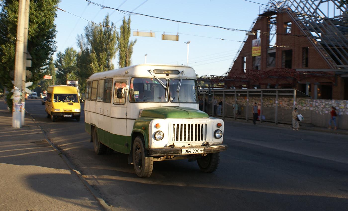 ТАрЗ-002 №064-90 СН. Полтавська область, Кременчук