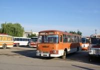 ЛиАЗ-677М, ЛАЗ-699Р №004-15 КР, КаВЗ-685. Автономна Республіка Крим, Красноперекопськ
