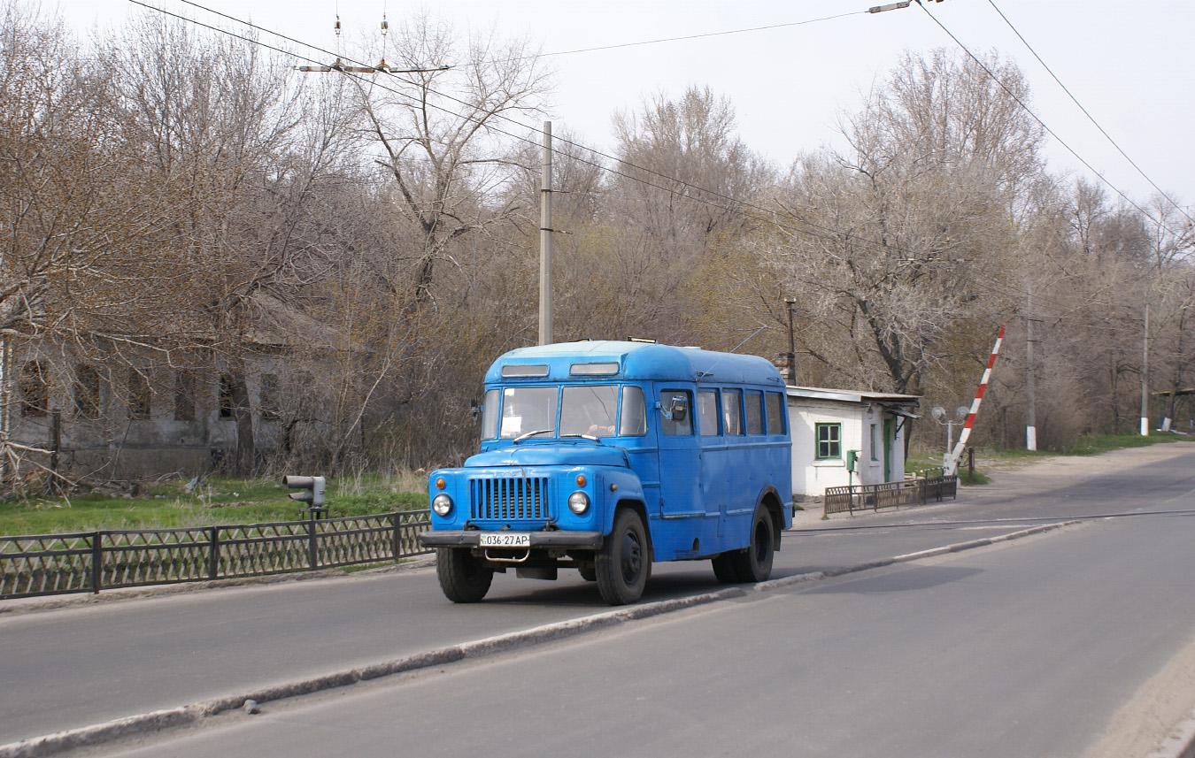 ЕАРЗ-654 №036-27 АР. Луганська область, Лисичанськ