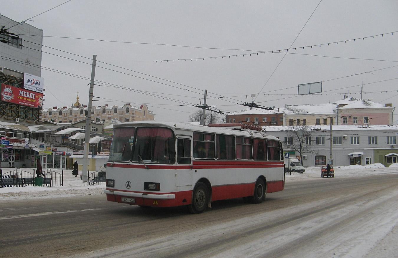 ЛАЗ-695Н №005-74 СА. Суми