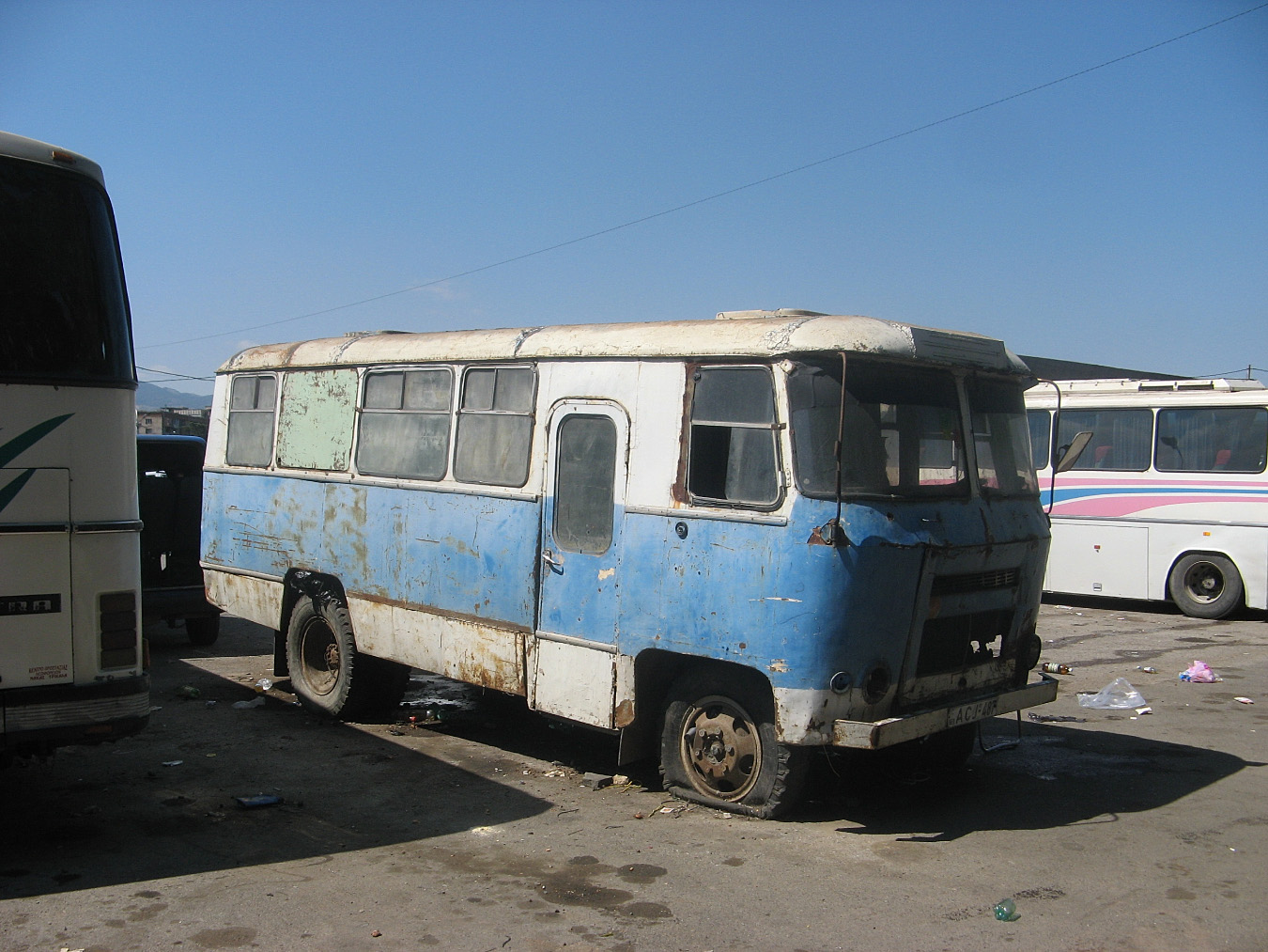 Кубань-Г1А1 №ACJ 487. Грузія, Тбілісі