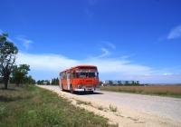 ЛиАЗ-677М №АК 7004 АА. Автономна Республіка Крим, Мирний