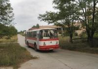 ЛАЗ-695Н №0035 ЧКМ. Черкаська область, Чигирин, селище Орбіта