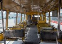 Салон автобуса ЛиАЗ-677М #988 XE 07. Таджикістан, Турсунзаде