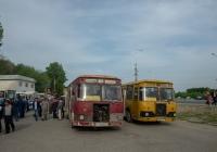 ЛиАЗ-677М №959 XE 07, ЛиАЗ-677М №988 XE 07. Таджикістан, Турсунзаде