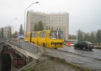 Ikarus-280 №058-82 КА. Київ, Русанівська набережна