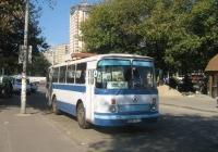 ЛАЗ-695Н #9287 КХЛ, маршрут Борівка - Київ. Київ
