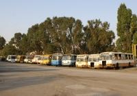 Автобуси ЛиАЗ-677М, ЛАЗ-695Н і інші. Дніпропетровськ(Дніпро)