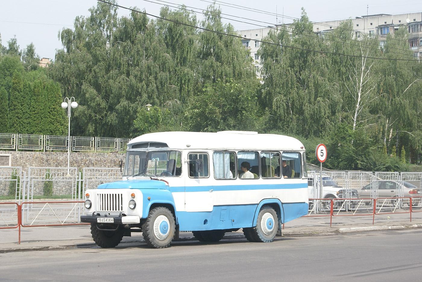 КаВЗ-685 №1865 КХН. Київська область, Біла Церква