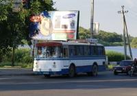 ЛАЗ-695Н #АЕ 1645 АР, маршрут №274. Дніпропетровська область, Кривий Ріг, просп. Металургів