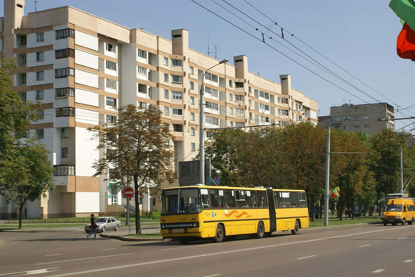 Ikarus-280 #АС 0879. Білорусь, Брест