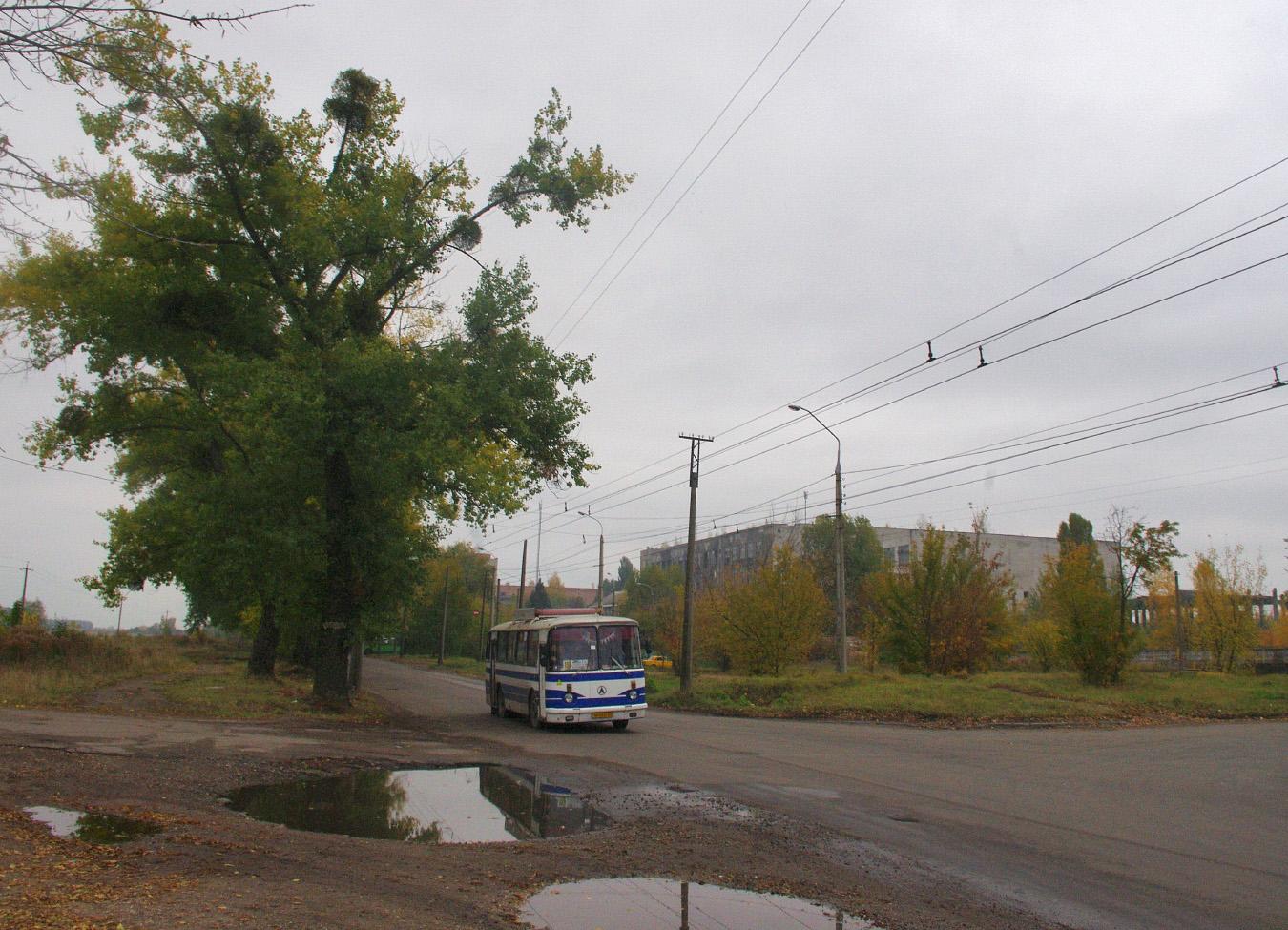 ЛАЗ-695Н №АМ 0344 АА. Житомир
