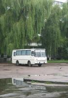 Ikarus-211 №АМ 7684 АА. Житомир