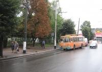 ЛиАЗ-677М №008-71 ВА . Житомир