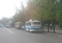 ЛАЗ-695Н. Дніпропетровська область, Кривий Ріг