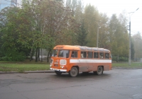 ПАЗ-672М. Дніпропетровська область, Кривий Ріг