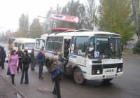 ПАЗ-32053 №АЕ 5805 АХ. Дніпропетровська область, Кривий Ріг