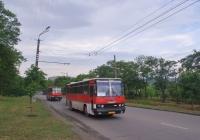 Ikarus-256 №АЕ 8221 АА. Дніпропетровська область, Кривий Ріг