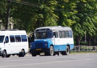КАвЗ-3271 №АЕ 7284 АА. Дніпропетровська область, Кривий Ріг