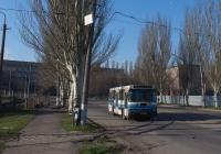 ЛАЗ-52528 №АЕ 4054 АА. Дніпропетровська область, Кривий Ріг, вул. Рязанова