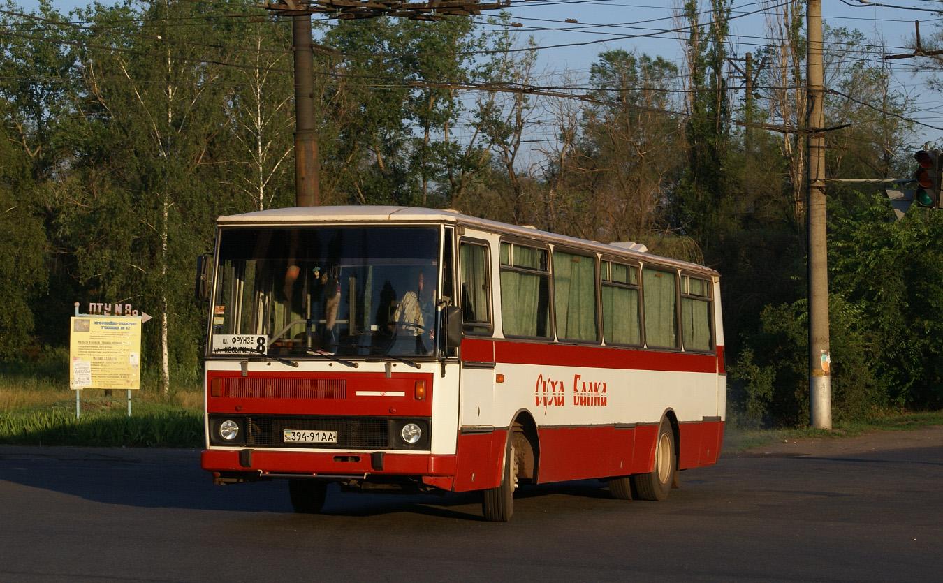 Karosa B732 №394-91 АА. Дніпропетровська область, Кривий Ріг