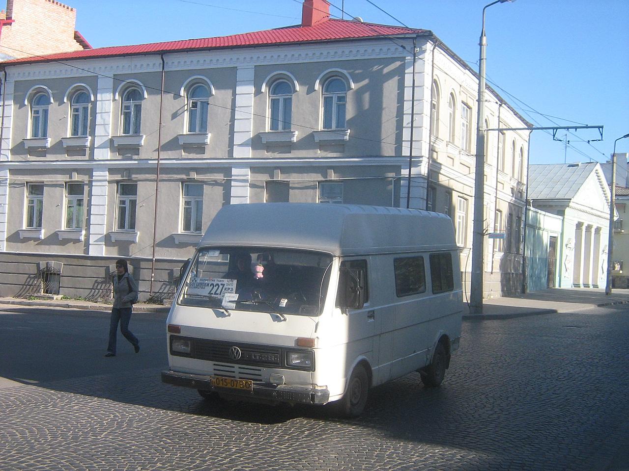 Volkswagen #015-07 ВО. Волинська область, Луцьк