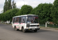 ПАЗ-3205 №ВХ 9367 АІ. Україна, Хмельницька область, Славута